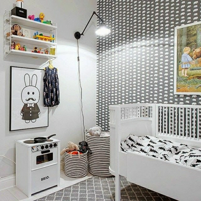Comment decorer mur blanc - Decorer un grand pan de mur ...