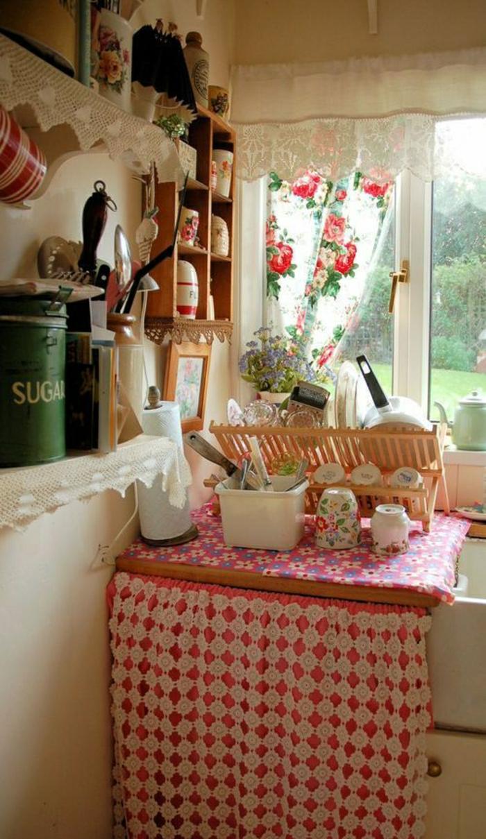 rideau petite fenetre salle de bain rideaux de cuisine et. Black Bedroom Furniture Sets. Home Design Ideas