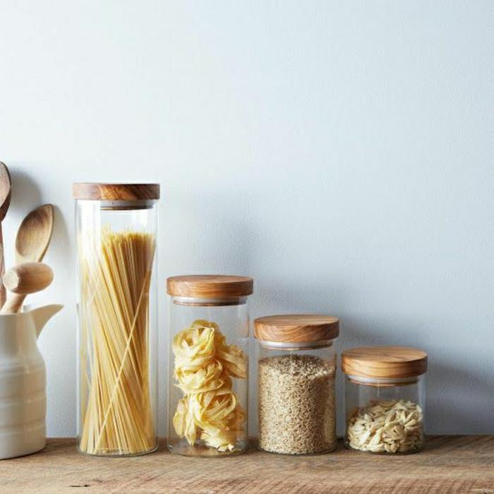 3-bocaux-en-verre-bocaux-conserve-pas-cher-pour-la-cuisine-moderne-avec-meuble-en-bois