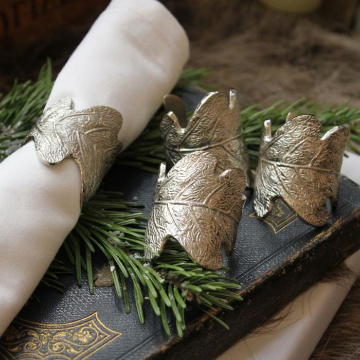 3-ronds-de-serviette-pas-cher-decoration-de-noel-pour-la-table-avec-serviette-en-tissu-blanc