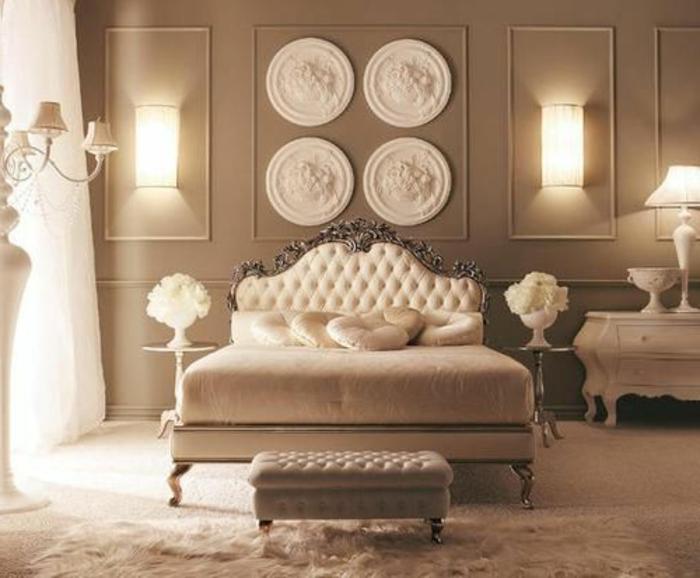 Chambre de fille style baroque for Chambre style baroque