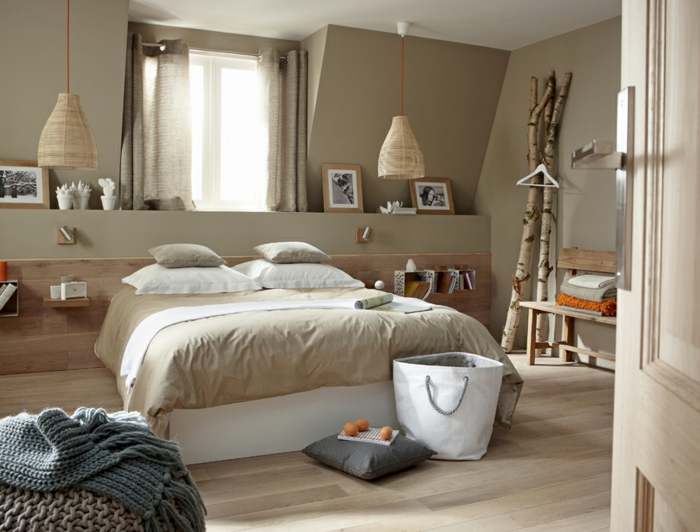 Une ambiance cosy dans la maison voyez 40 magnifiques id es - Belles chambres a coucher ...