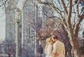 La robe de mariée d'hiver – 45 photos qui vont vous charmer!