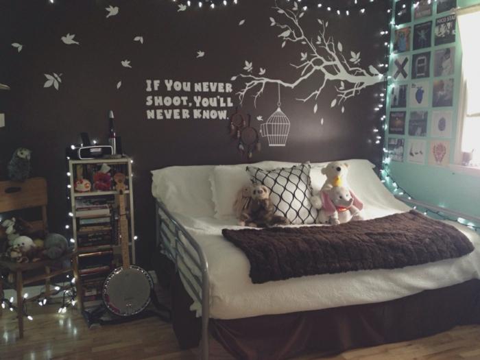 Bonne-idée-déco-chambre-ado-décoration-chambre-l-ardoise