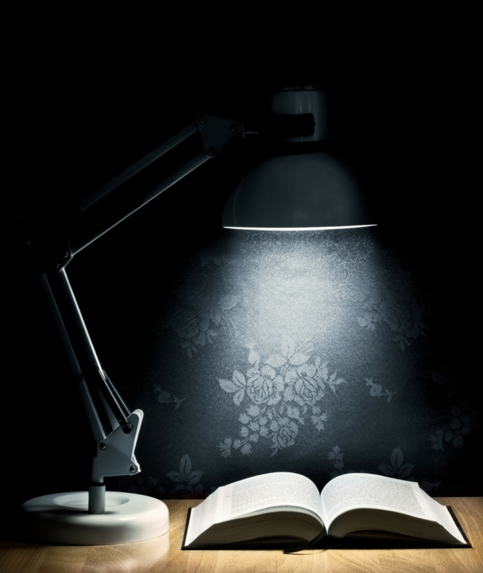 La lampe liseuse en 42 id es qui vous seront utiles Amenagement d un coin lecture cosy