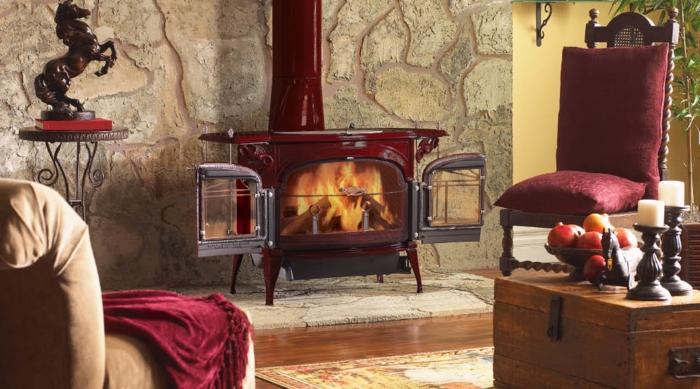 remplacer une chemine par un poele gallery of ancienne. Black Bedroom Furniture Sets. Home Design Ideas