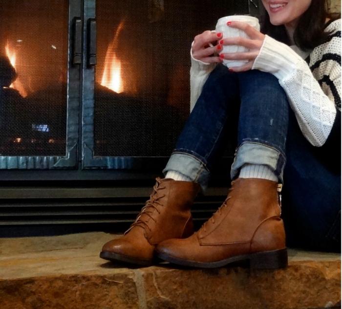Idée-cadeau-noel-tasse-personnalisé-tasses-à-café-cozy-cheminée