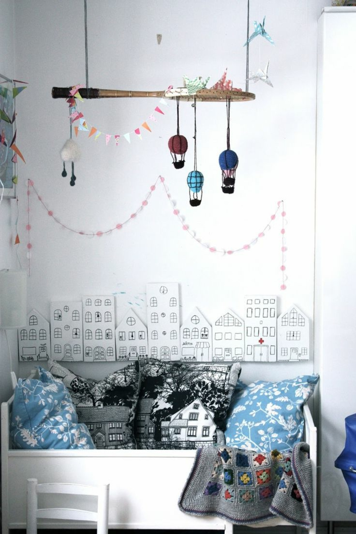 le lustre chambre enfant qui vous fait r ver. Black Bedroom Furniture Sets. Home Design Ideas