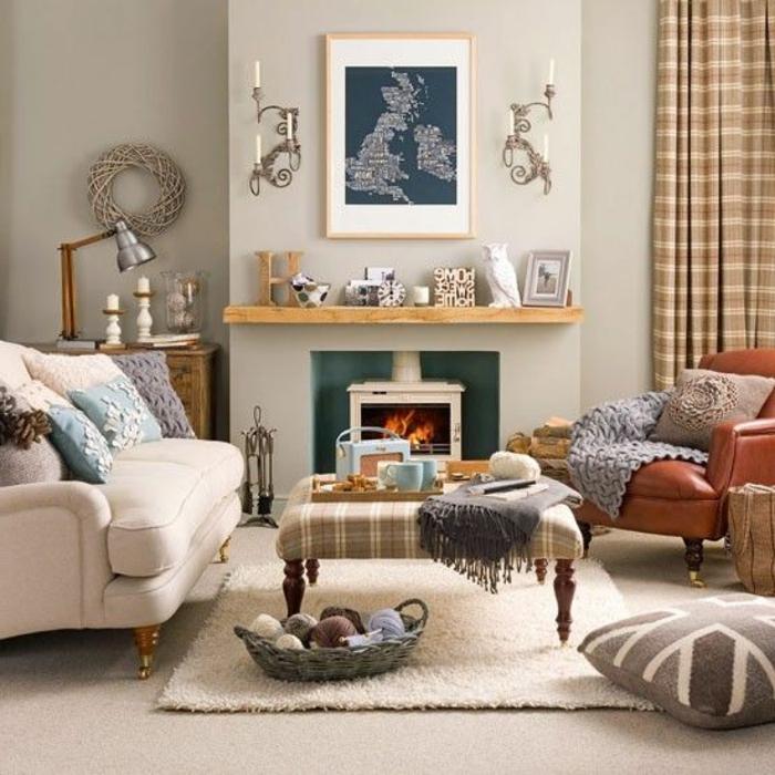 Idée-salon-bien-aménagéee-avec-canapé-confortable-cool