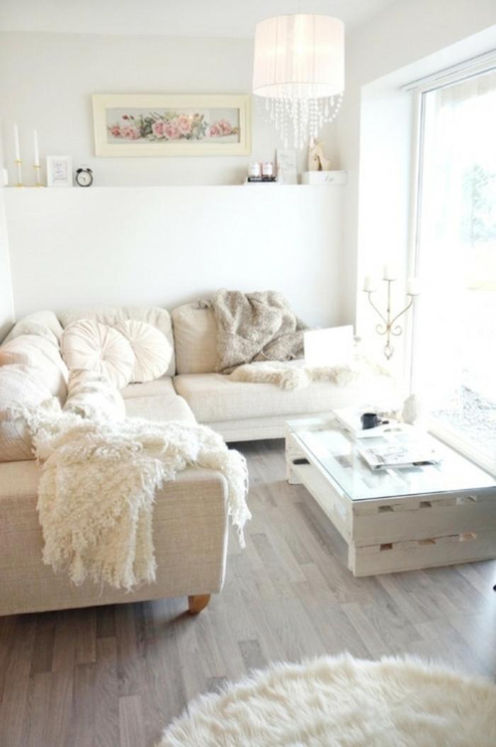 Idées-intérieur-déco-cosy-salon-cosy-chambre-salon-blanc-canapé-d-angle