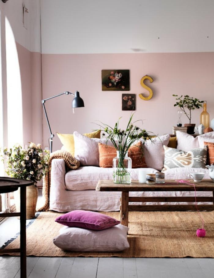Le-tapis-de-salon-modern-salle-de-séjour-contémporaine-cool