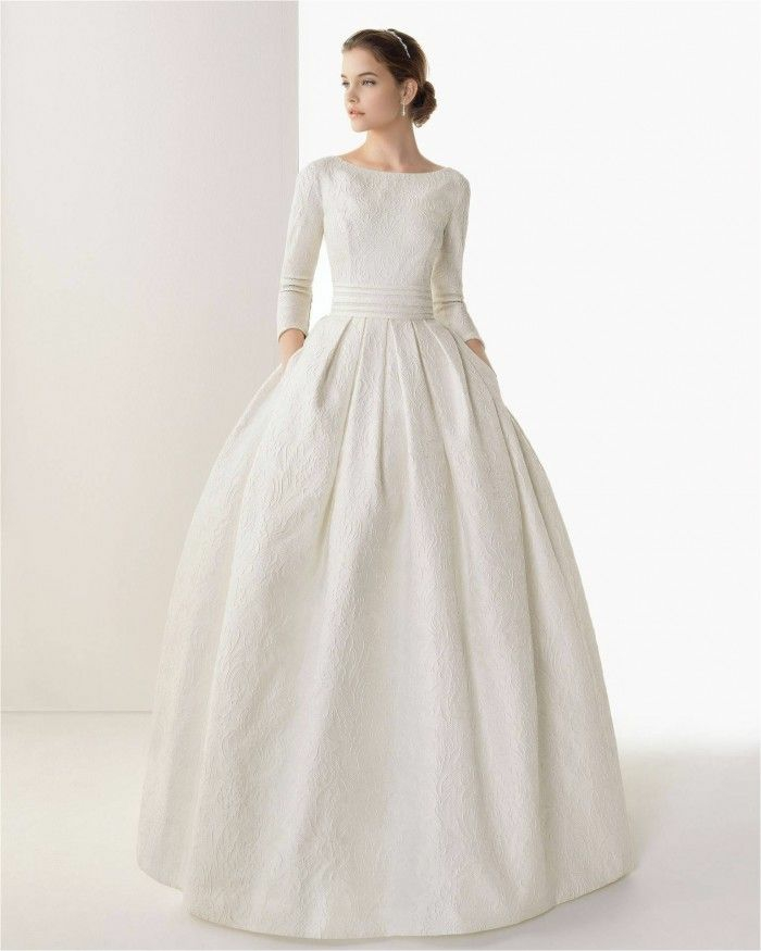 Mariage-robe-de-mariée-d-hiver-bohème-belle-femme-robe-manches-mariée-resized