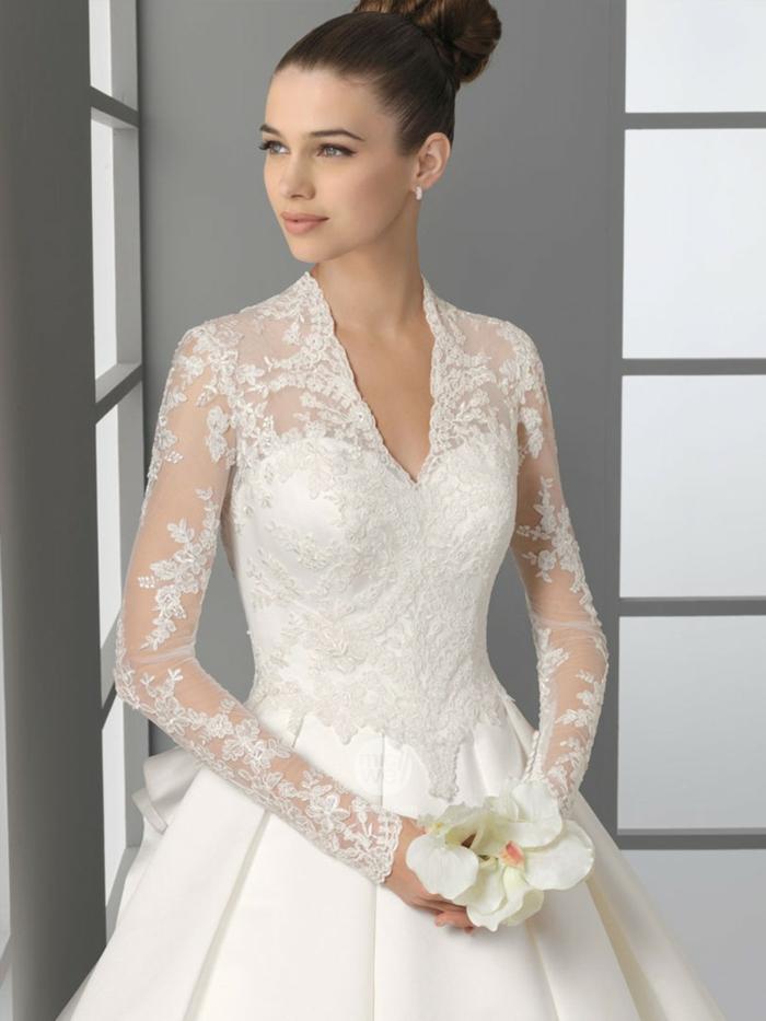 Mariage-robe-de-mariée-d-hiver-bohème-s-habiller-bien-en-blanc-resized
