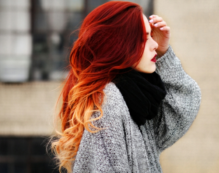 Mode-femme-écharpe-tube-féminine-chaude-style