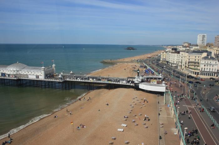 Vacances-à-Brighton-Angleterre-se-relache