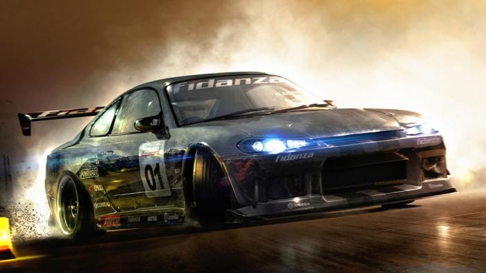 Voiture-de-drift-wallpaper-idées-cool-sport-extrème-cool-voiture
