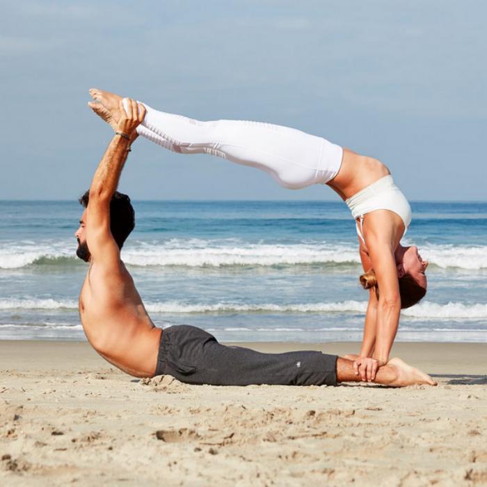 L Acro Yoga Un Sport Art Une Pratique Spirituelle Archzine Fr