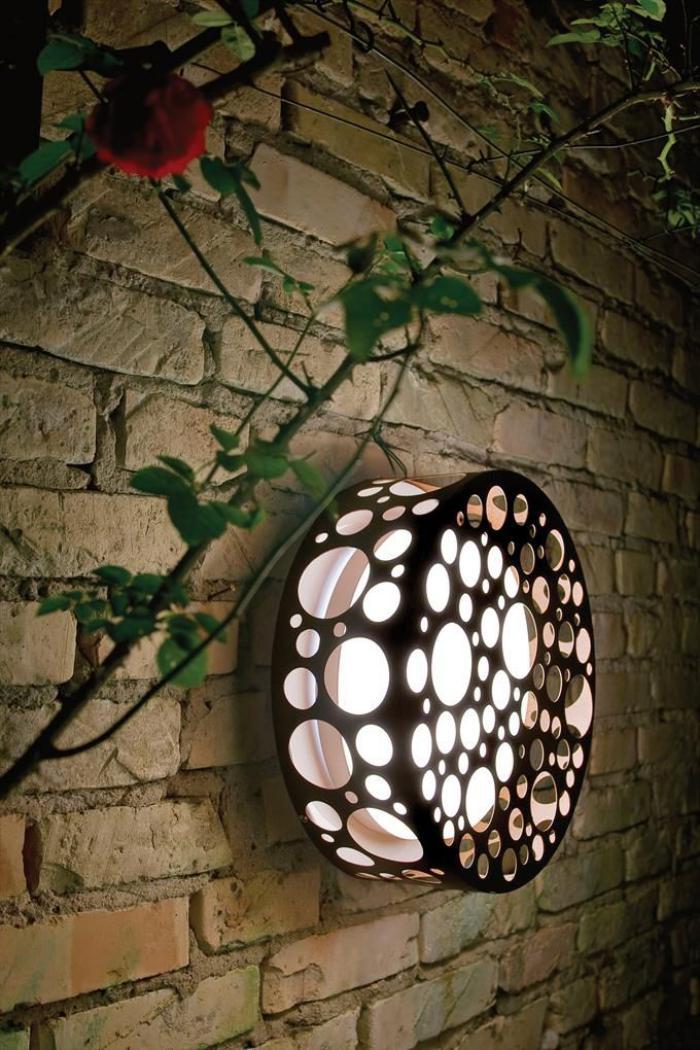 appliques-extérieures-éclairage-design-intéressant