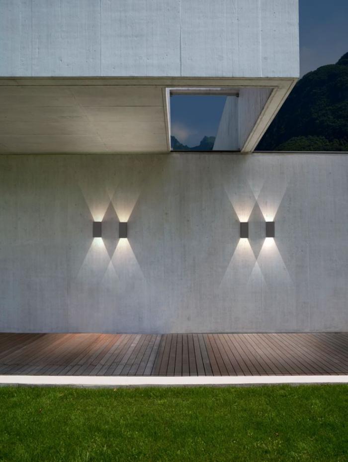 appliques-extérieures-éclairage-moderne-d'extérieur