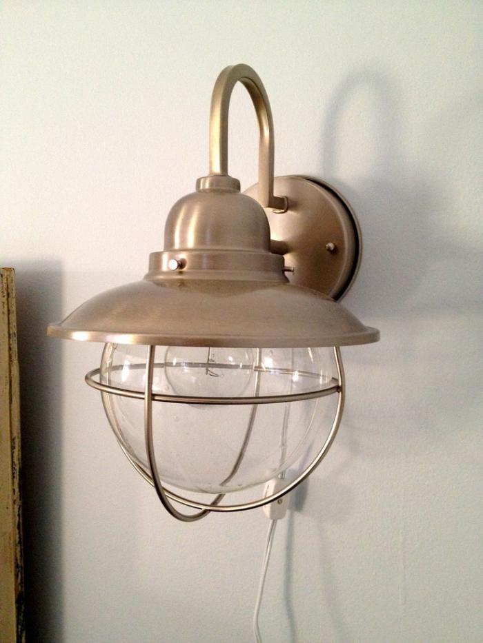 Les appliques ext rieures lesquelles choisir pour for Lampe exterieure contemporaine