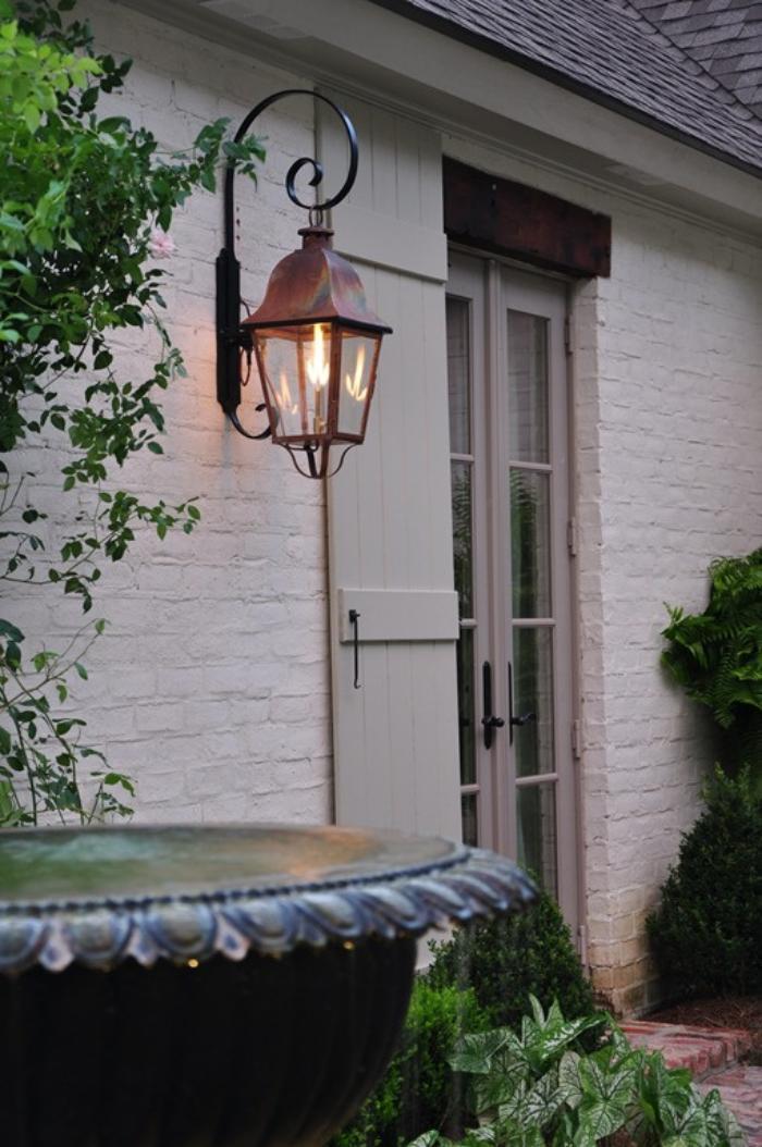 appliques-extérieures-applique-lanterne-éclairage-vintage-romantique
