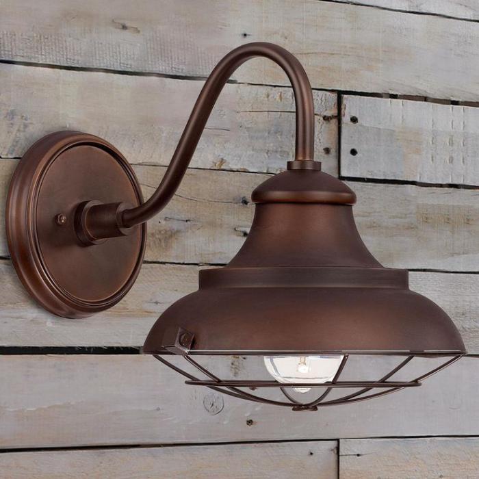 appliques-extérieures-applique-murale-industrielle-cuivre