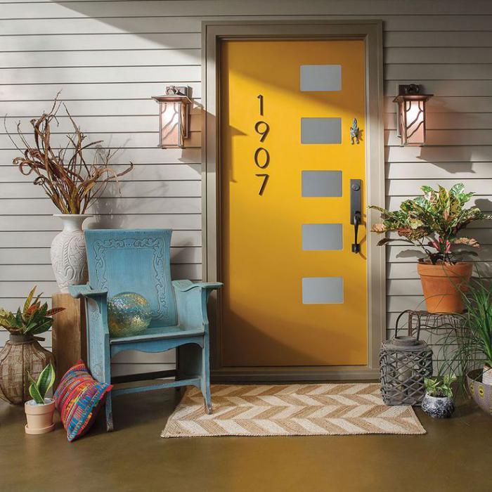 appliques-extérieures-entrée-de-maison-art-déco-colorée