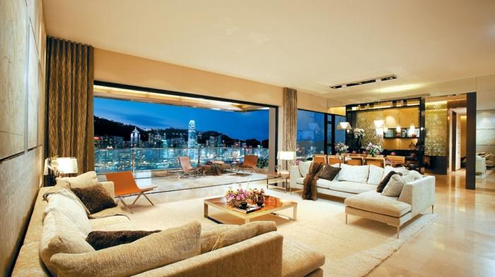 beau-canapé-design-contemporaine-canape-confort-cuir-dans-la-maison-moderne