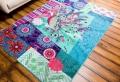 Habillez les plancher de votre maison avec un tapis coloré