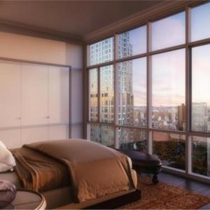 La housse de couette bicolore - idée moderne pour la chambre à coucher