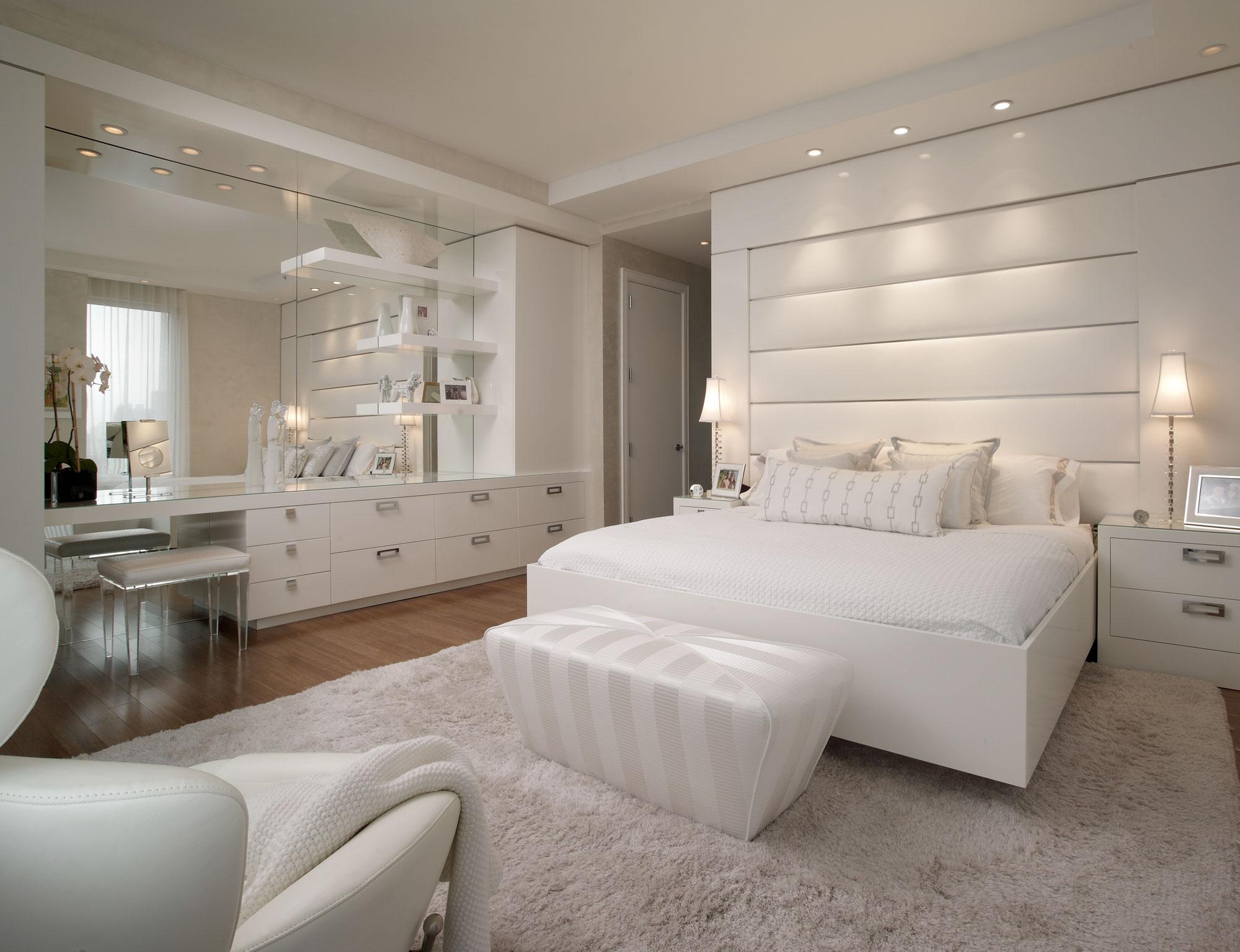 Davaus.net = Belle Chambre En Blanc ~ Avec des idées intéressantes ...