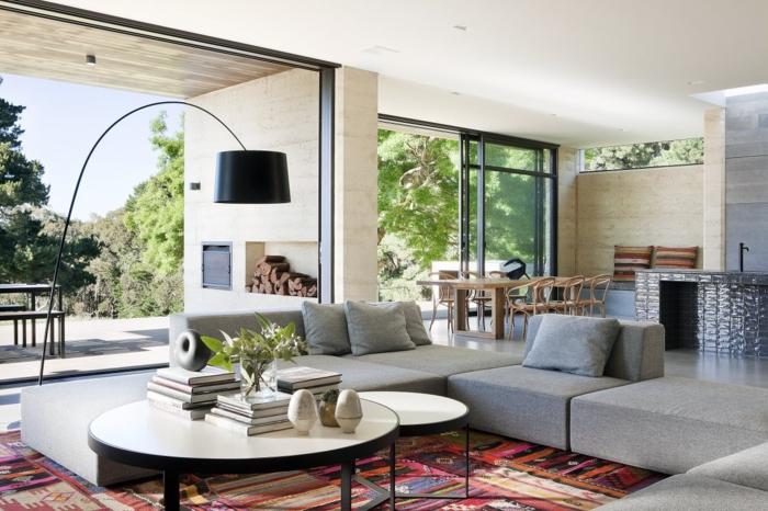 belle-idée-le-cool-design-lampadaire-salon-design-magnifique-belle-vue-montagne