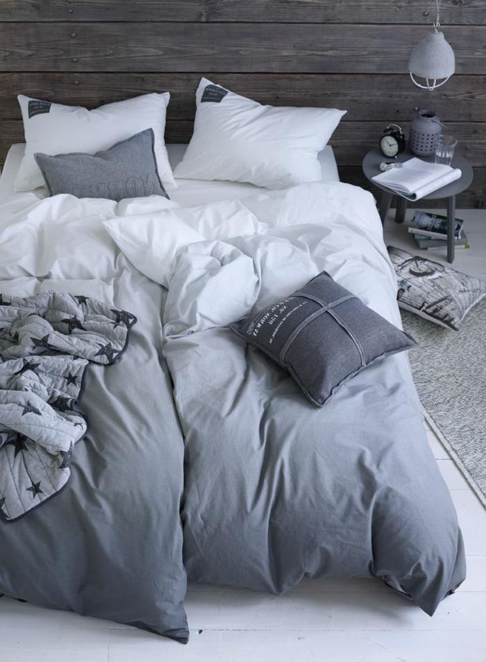 bicolore-parure-de-couette-linge-de-lit-en-lin-effet-ombre