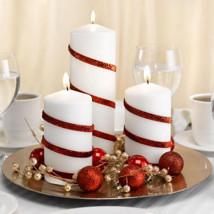 bougie-blanche-déco-bougies-pour-Noel-blanches