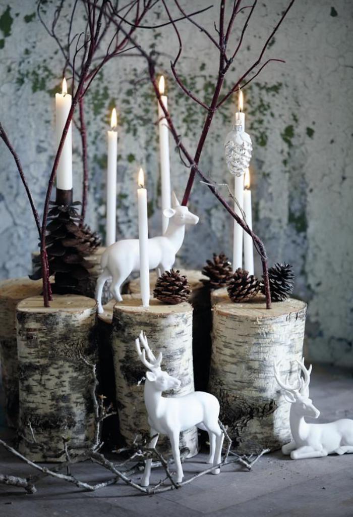 bougie-blanche-porte-bougies-diy-originaux-déco-de-Noel
