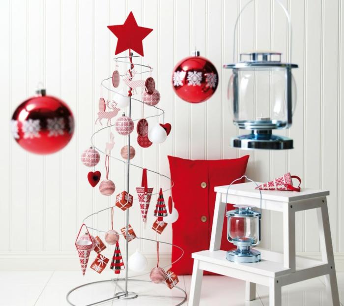 boule-de-noel-décorations-de-noël-décoration-de-noel-à-fabriquer-cool-diy-sapin