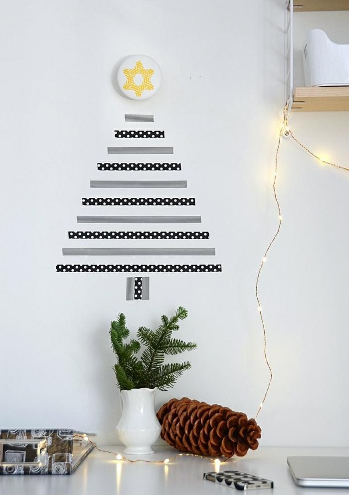 boule-de-noel-décorations-de-noël-décoration-de-noel-à-fabriquer-cool-originale-idée-sapin