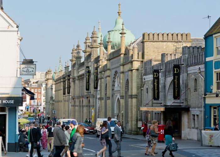 brighton-angleterre-visite-touriste-idée-où-aller-rue-et-brighton-dome