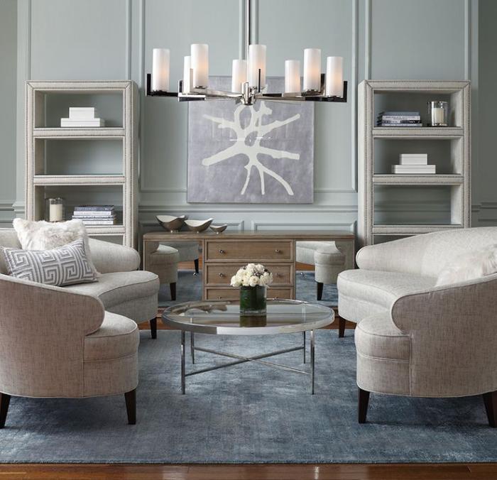 canapé-arrondi-élégants-canapés-circulaires-salle-de-séjour-moderne