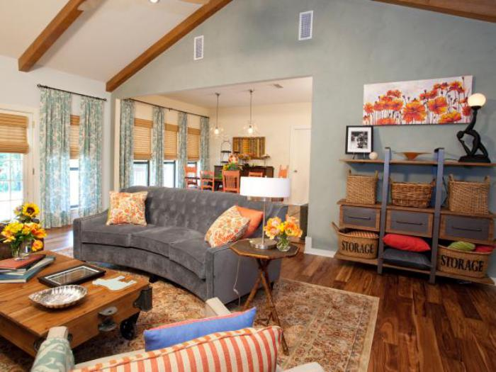 canapé-arrondi-designs-de-meubles-innovatifs-séjour-accueillant