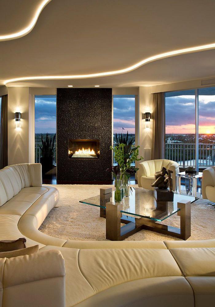 canapé-arrondi-grand-canapé-forme-ondulante-salon-luxueux