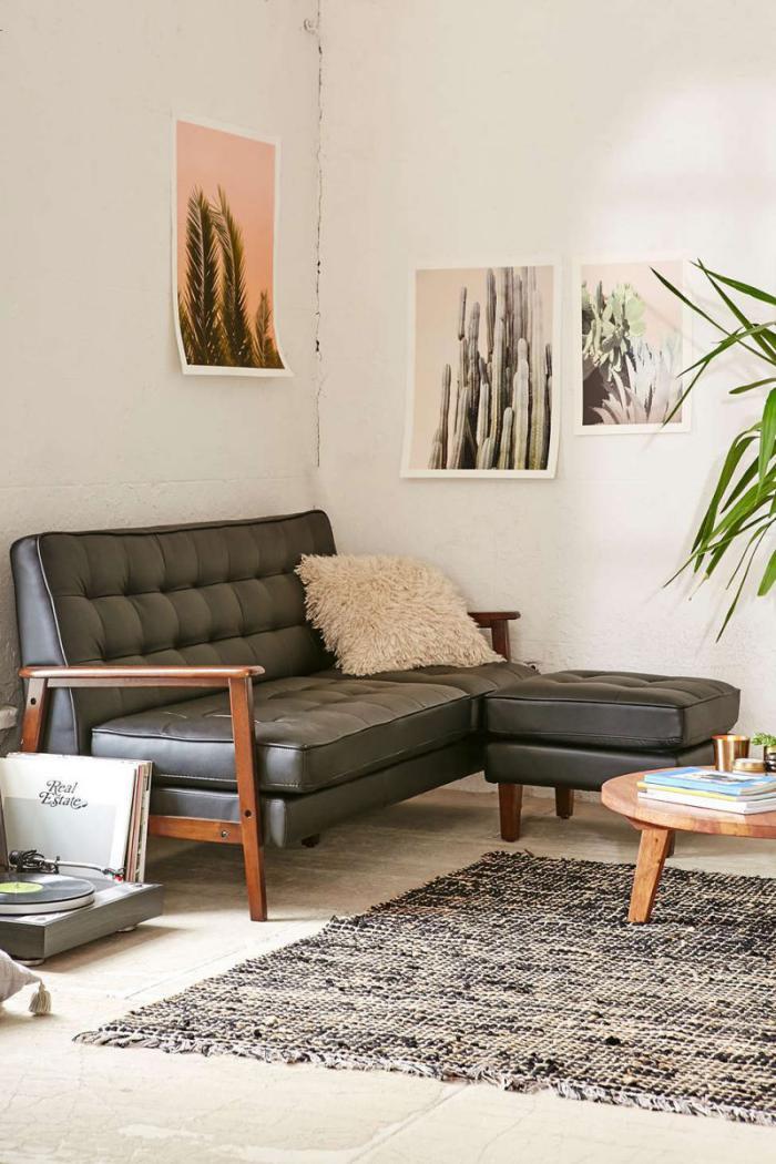 canapé-composable-faux-cuir-jolie-salle-de-séjour