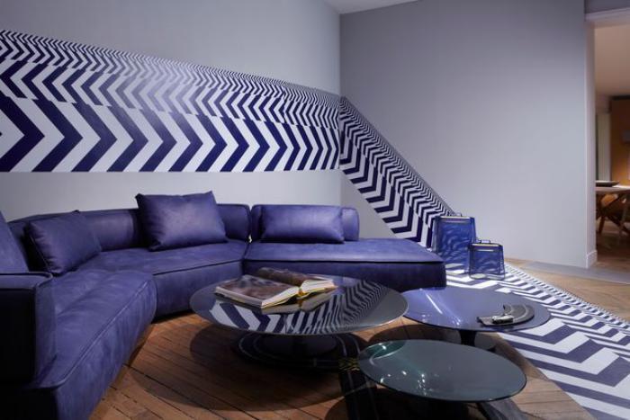 canapé-composable-modèle-bleu-contemporain