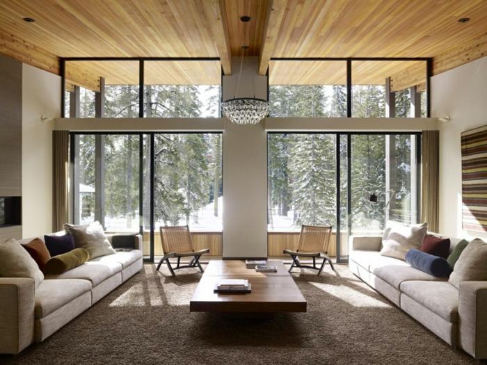 Trouvez un canap confortable qui va bien avec votre for Sur le canape ou dans le canape