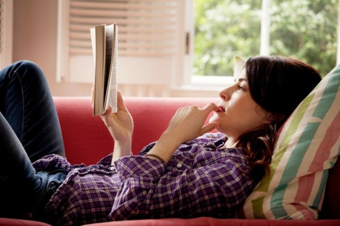 canapé-lit-confortable-salle-de-séjour-ambiance-lire
