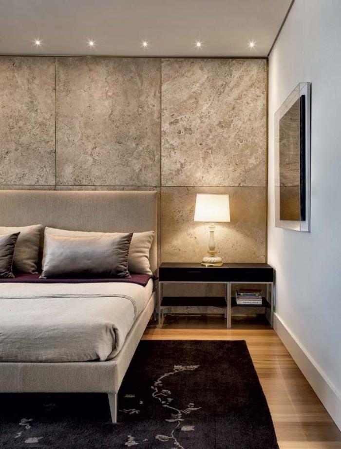 Quelle d coration pour la chambre coucher moderne for Chambre adulte moderne deco