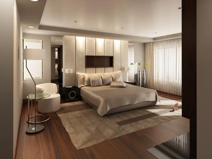 Stunning Chambre Moderne Adulte Pictures - Yourmentor.Info