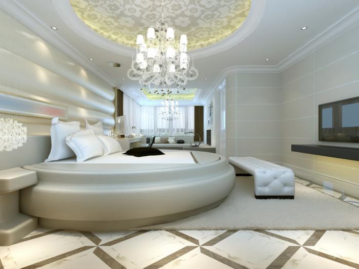 chambre-à-coucher-moderne-idée-deco-chambre-adulte