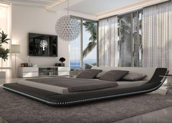 chambre-à-coucher-moderne-lit-plateforme-original