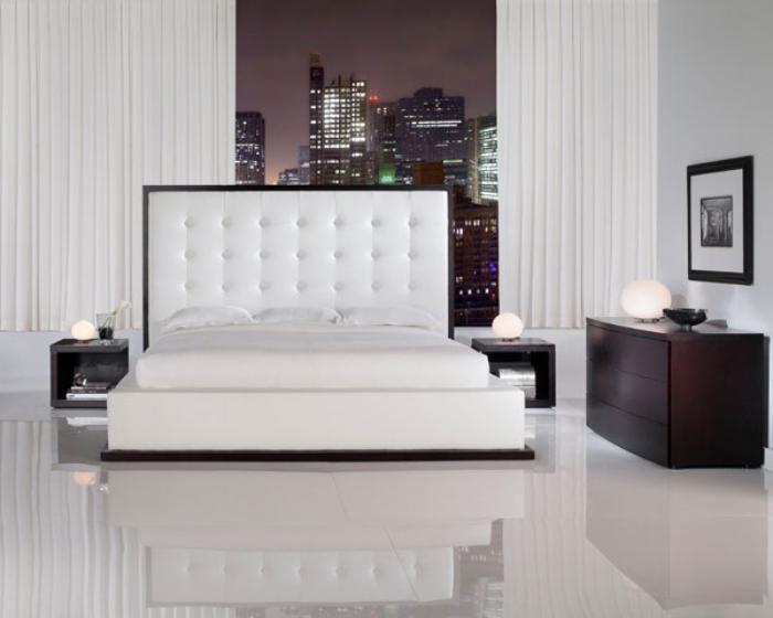chambre-à-coucher-moderne-style-minimaliste-blanc